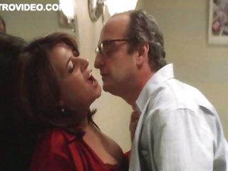Lorraine Bracco Fucking Her Husband in the Bathroom