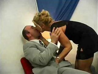 Euro Slut Loves Sucking Dick