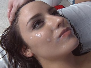 Fuck and Facial after massage