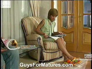 Esther&Adrian furious mature video