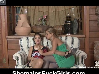 Fiery t-angel takes the almost all from her well-endowed body whilst fucking a gal
