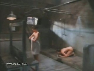 Rebecca Chambers Murders Toni Naples In The Prison Showers