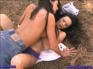 Hot Lorissa McCommas and Nikki Fritz in a Bonerific Lesbian Sex Scene