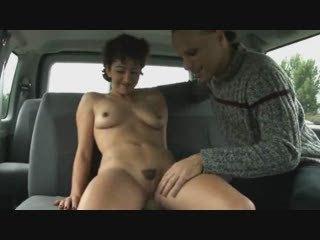 backseat fun - Natasha