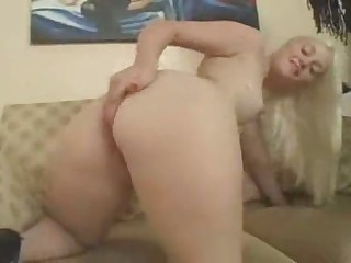 curvy blonde and the bbc