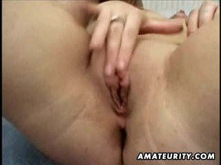 Amateur ex girlfriend homemade fuck with facial cumshot