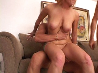 Blonde needs it hard and double