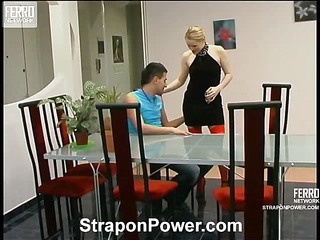 Susanna&Harry strapon humiliation video