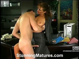 Bridget&Connor naughty mature video