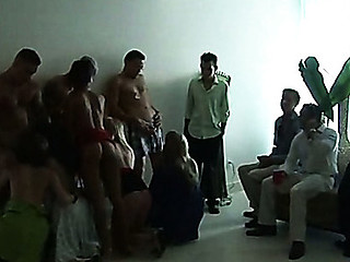 Take a look at those nasty harlots getting team-fucked on livecam