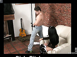 Provoking t-angel in jack-boots readily milks a hunk with her mouth and gazoo