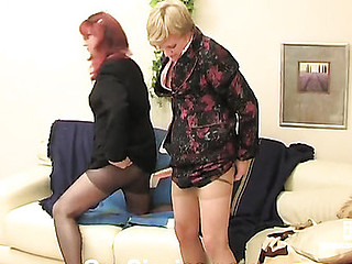 Redhead sissy guy with his gay co-worker getting the almost all from dildotoying