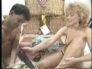 Vintage MILF Nina Hartley Explores Female Domination Before Getting Fucked