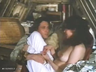 Gorgeous Brunette Sylvia Kristel Shows Her Perfect Natural Boobs