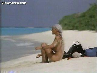 Hot Bo Derek Shows Her Round Natural Jugs and Her Tasty Blonde Bush