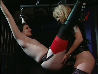 Submissive Deviant Slut Claire Adams gets Tied Up and Tortured