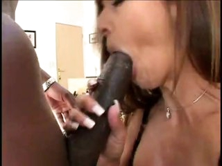 Hot whore blacked in both her holes