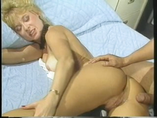 Vintage Porn Legend Nina Hartley Gets Fucked and Covered in Thick Jizz