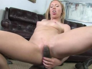Amazing Ami Emerson gets splattered with dick milk