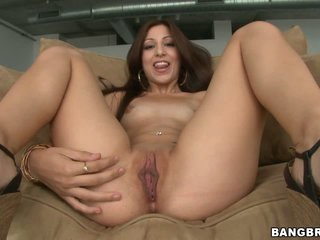 Alexa Rydell is naughty latina chick