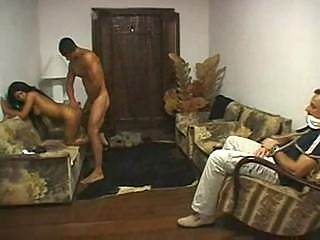 Brazilian Cuckold Fucked in Front of Husband by irvinkloss
