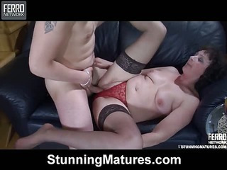 Emilia&Adam nasty mature action