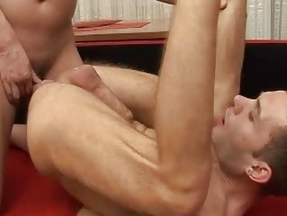 Good dirty bareback gay fucking action