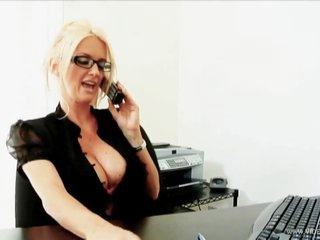 Hardcore Fucking For Blonde Cougar Rhyse Richards