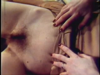 Natural Redhead MILF Gets Banged and Swallows Thick Cum in a Retro Porn Scene