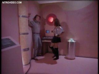 Seductive Retro MILF Jasae Exposes Her Round Boobs In a Hot Scene