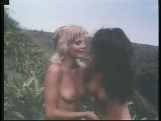 Insanely Hot Retro Outdoor Orgy Full Of Gorgeous Lesbian Sluts