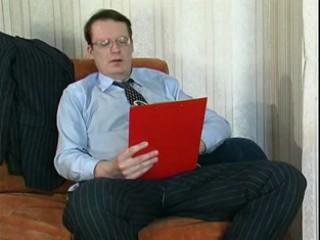 secretary in tan pantyhose fuck
