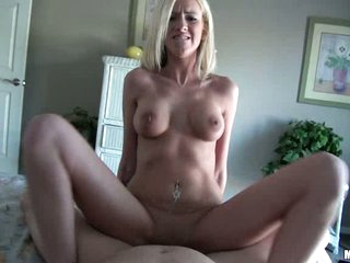 Kaylee Hilton let guy digging her pussy with hard dick