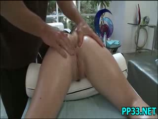 Young slut is pounded by a big dick until it cums
