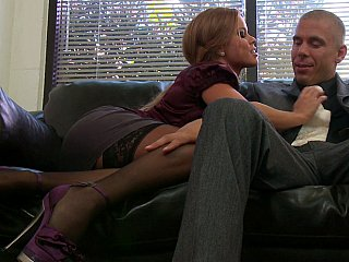 Secre-Tearing her pussy