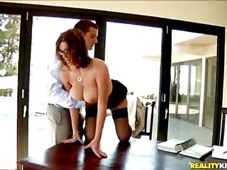 I'm taking care of you.., you take of me! (Reality Kings » Big Tits Boss)