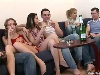 Student Sex Teachers Show Their Skills