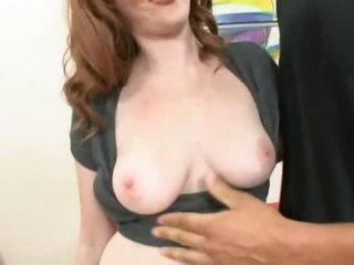 Nikki Rhodes has gorgeous natural tits