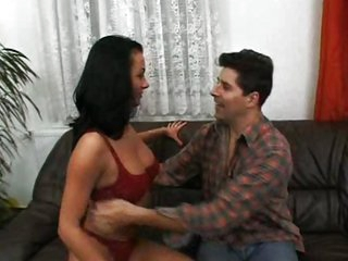 Hot girl Andrea gets assfucked