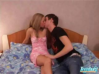 Hot Blond Russian Teen Lukava
