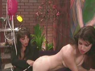 Amazing Summer Cummings gives this bitch an enema
