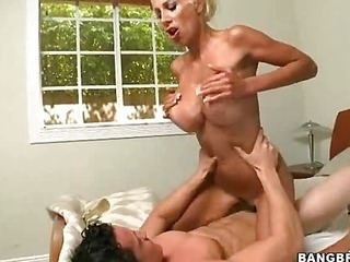 Puma Swede dating younger cock (Bang Bros » Can He Score?)