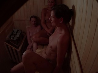 FIRST SAUNA SPYCAM WORLDWIDE! Smoking sexy bodies of Czech beauties. Infiltration into a top secret area. This is a dream come true of all voyeurs. Snooping into privacy was at no time this gripping.