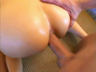 Anal banging in POV includes ass to mouth